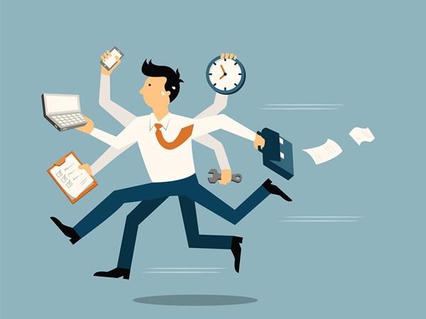 勤怠管理が必要な職場